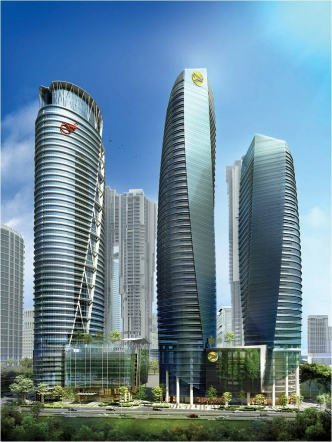 Naza Tower Building Review Journal