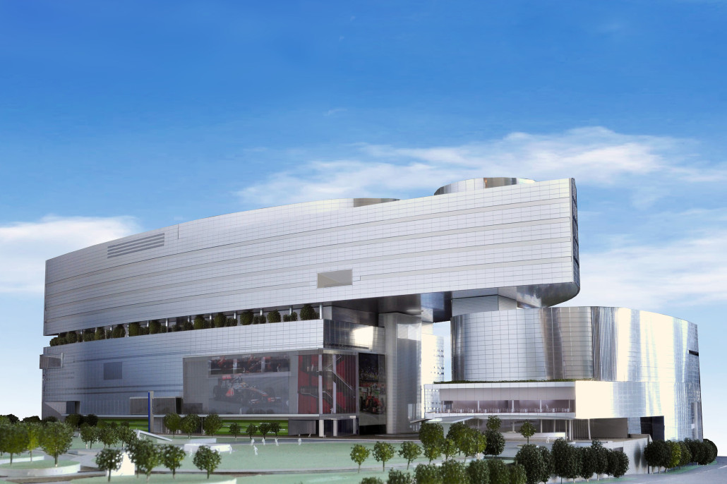 Mediacorp New Headquarters Building Review Journal