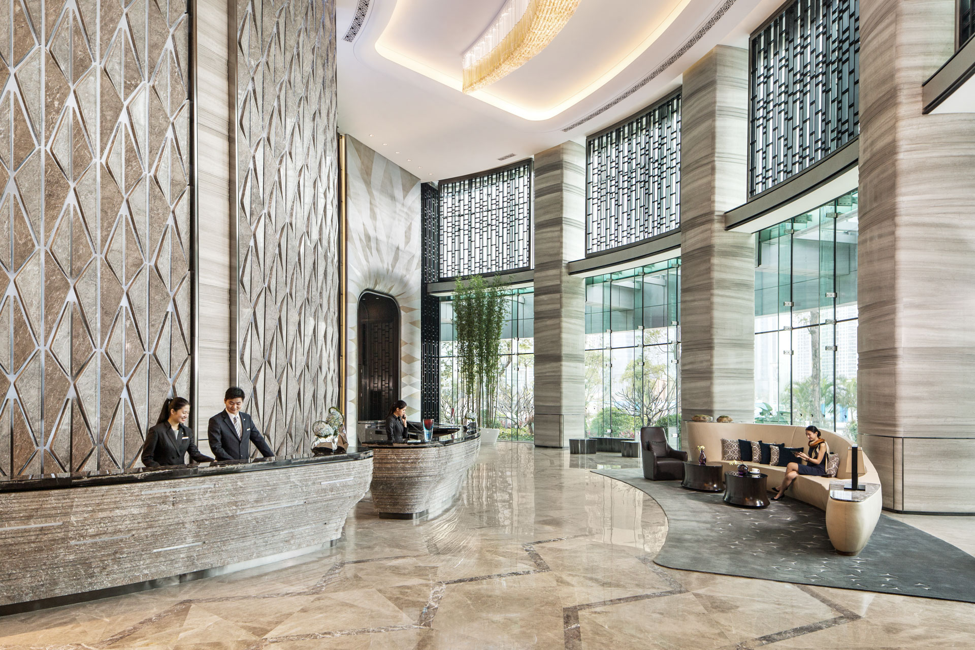 Jw Marriott Hotels Amp Resorts To Open First Luxury Hotel In