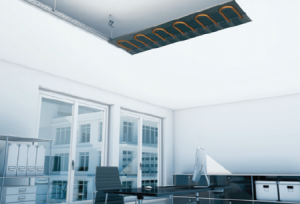 ECOPHIT® chilled ceiling technology