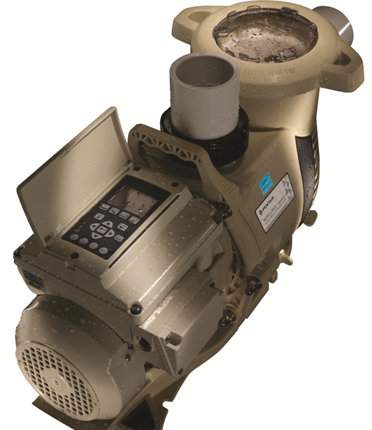 Pentair IntelliFloXF (energy-efficient pump for pools, saving up to 90% energy)