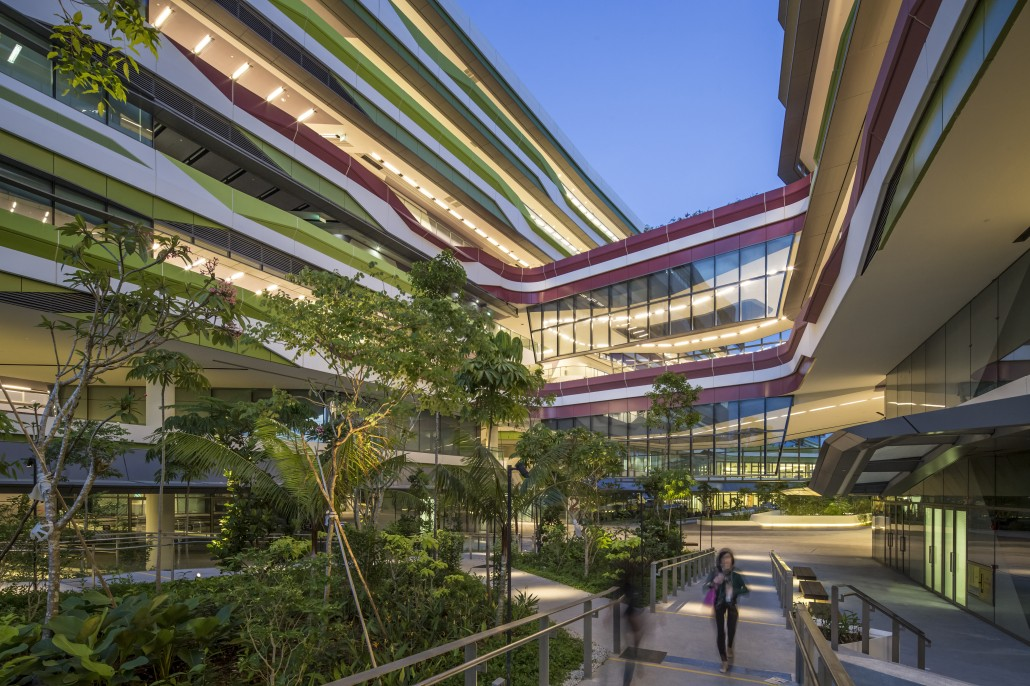 Singapore University Of Technology And Designs Academic