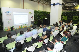 Green View speaking sessions see expert exchanging insights