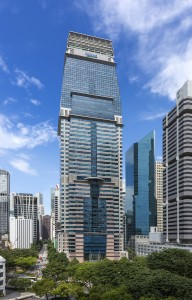 CapitaLand will partner with Collective Works to transform Capital Tower's 12th storey  into a premium, co-working space.