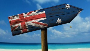 When asked where they would consider investing in property abroad, Australia was top of the list with 32 percent.