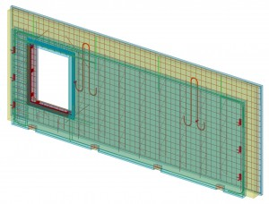 Modelling made easy with Tekla.
