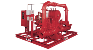 Local production of the A-C Fire Pump 8100 Series highlights Xylem's increased focus in the region.