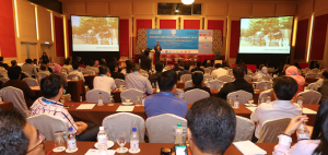 There were a total of 66 paid conferences, forums, free seminars and technology symposiums, among other events.