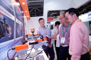 The ninth edition of BEX and second edition of MCE Asia played host to 450 exhibiting companies from 27 countries and regions.