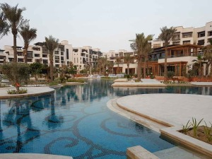 Aurecon started work on the Jumeirah Al Naseem in December 2012.
