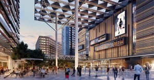 Artist's impression of Paya Lebar Quarter. Image courtesy of www.payalebarquarter.com
