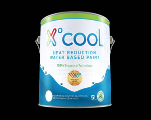 New cost-effective anti-solar paint named X Cool.