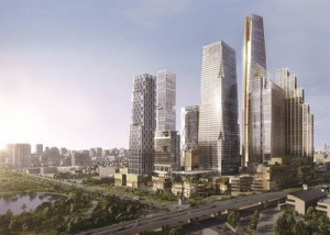 One Bangkok is the largest private sector property development initiative ever undertaken in Thailand.