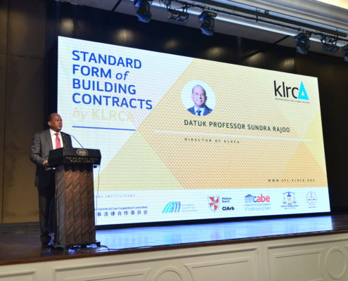 Klrca Becomes First Arbitral Institution To Launch Standard Form
